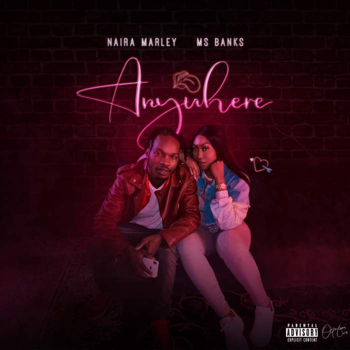 Naira Marley - Anywhere (feat. Ms Banks)