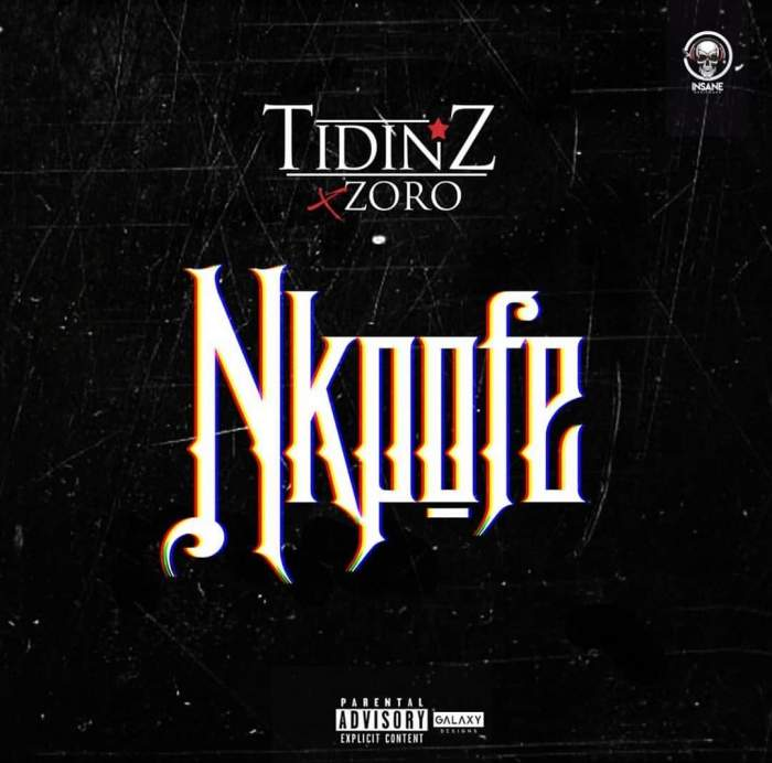 Tidinz - Mkpofe (feat. Zoro)