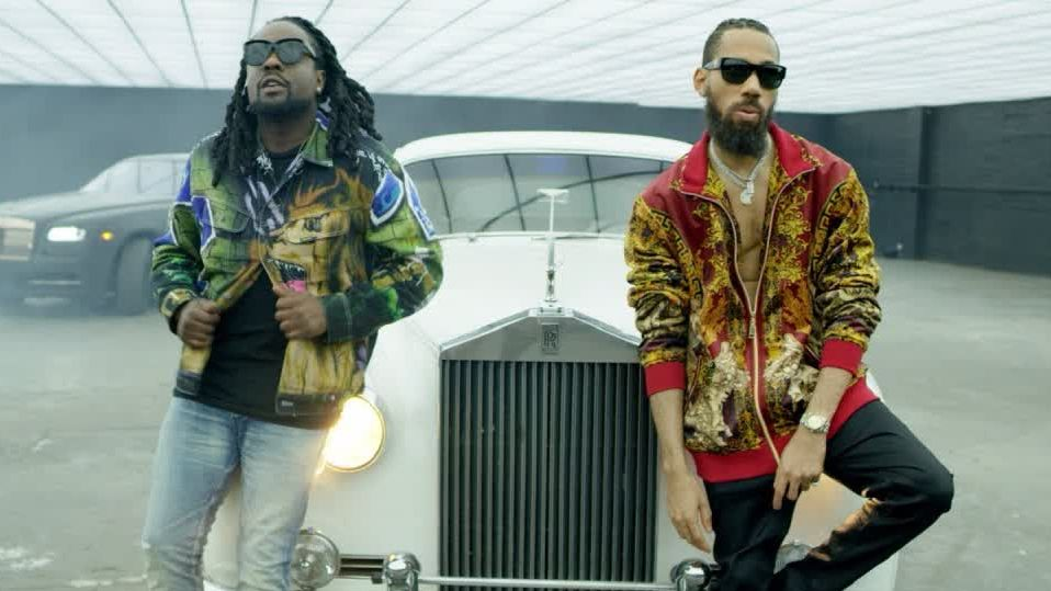 Phyno - N.W.A (feat. Wale)