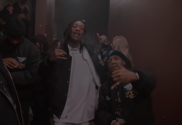 Video: Wiz Khalifa & Currensy - The Life