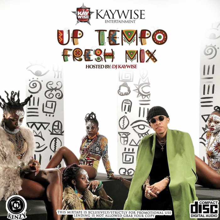 DJ Kaywise - UpTempo Fresh Mix