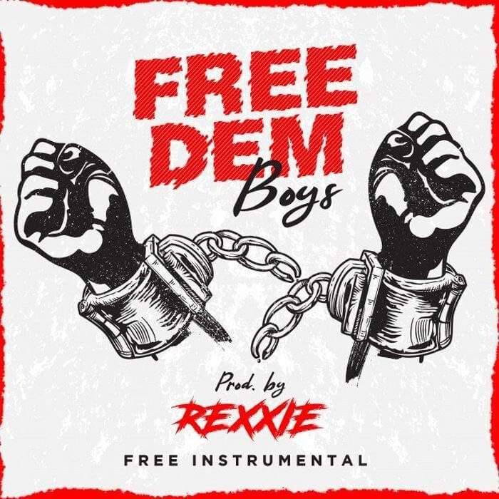 Rexxie - Free Dem Boys (Free Beat)