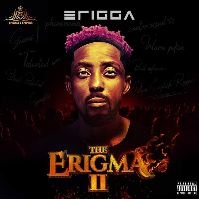 Erigga - Next Track (feat. Oga Network)