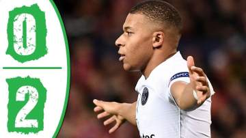 Video: Manchester United 0 - 2 PSG (Feb-12-2019) Champions League Highlights