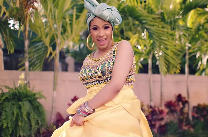 Cardi B - I Like It (feat. J Balvin & Bad Bunny)