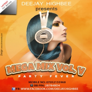 DJ HighBee - Mega Mix (Vol. 5)