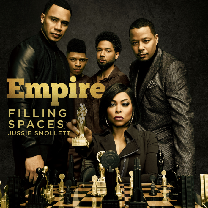 Empire Cast - Filling Spaces (feat. Jussie Smollett)
