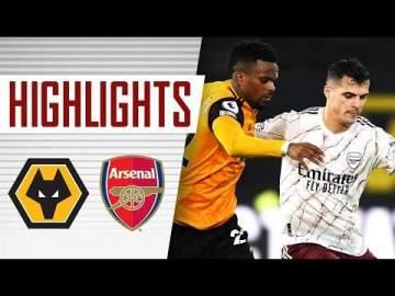 Video: Wolves 2 - 1 Arsenal (Feb-02-2021) Premier League Highlights
