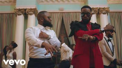 Video: D'Banj - Something for Something (feat. Cassper Nyovest)