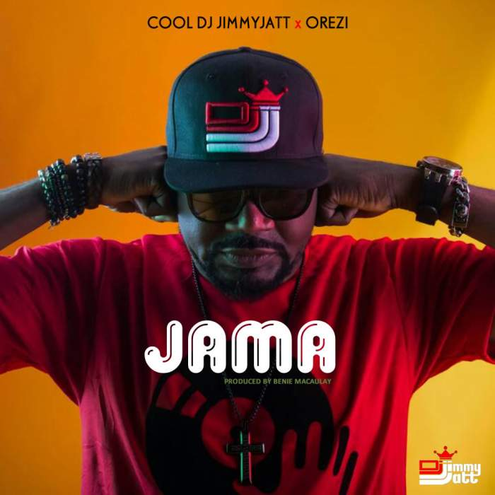DJ Jimmy Jatt - Jama (feat. Orezi)