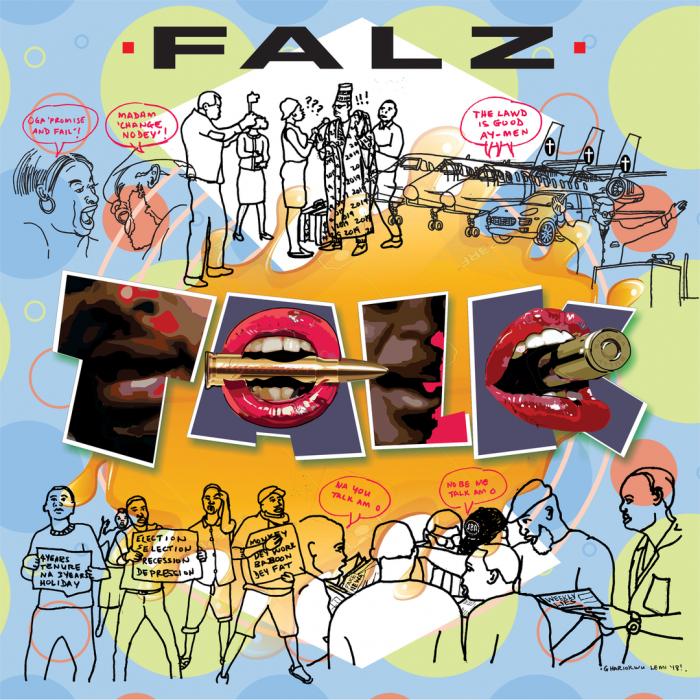 Falz - Talk (Instrumentals)