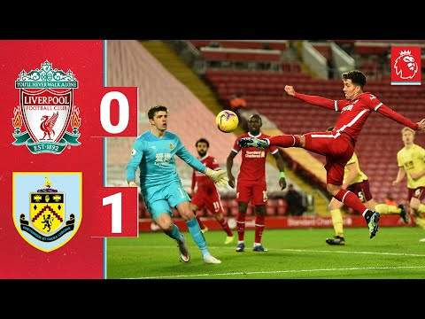 Liverpool 0 - 1 Burnley (Jan-21-2021) Premier League Highlights