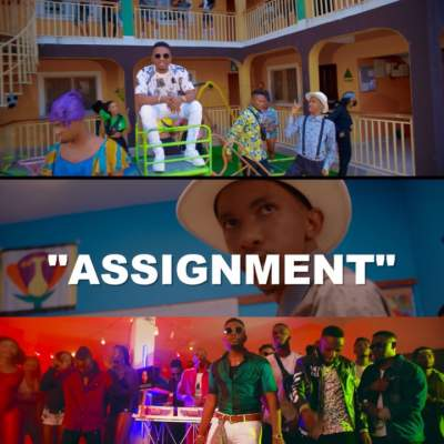Video: DJ Consequence - Assignment (feat. Olamide)
