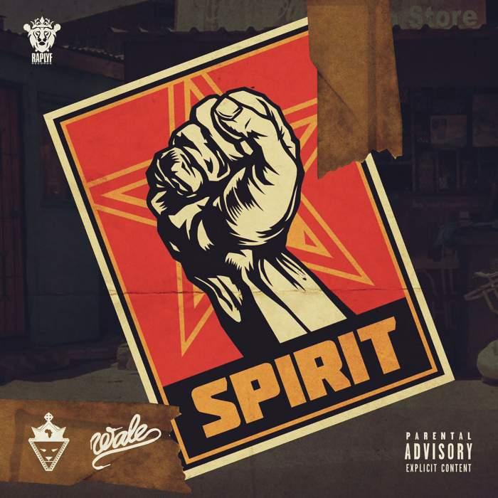 Kwesta - Spirit (feat. Wale)