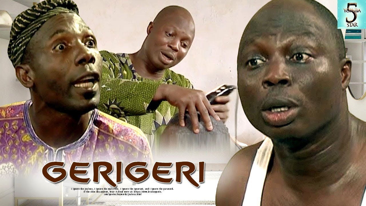 Gerigeri (The Barber)