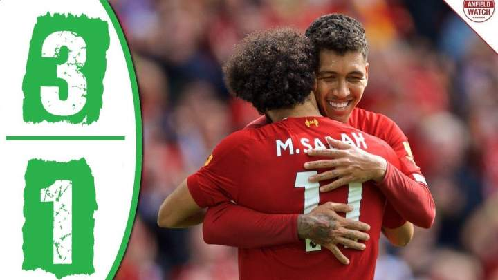 Liverpool 3 - 1 Newcastle (Sat-14-2019) Premier League Highlights