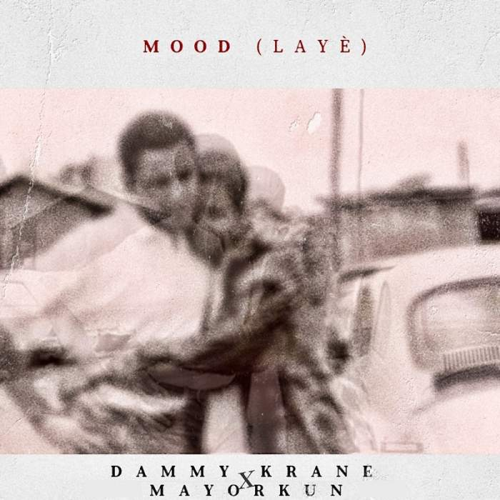 Dammy Krane & Mayorkun - Mood (Freestyle)