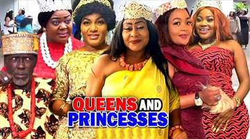 Nollywood Movie: Queens and Princesses (2020)  (Parts 1 & 2)