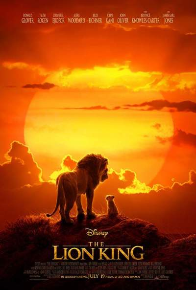 Movie: The Lion King (2019)
