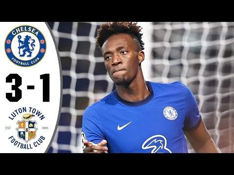 Chelsea 3 - 1 Luton (Jan-24-2021) FA Cup Highlights