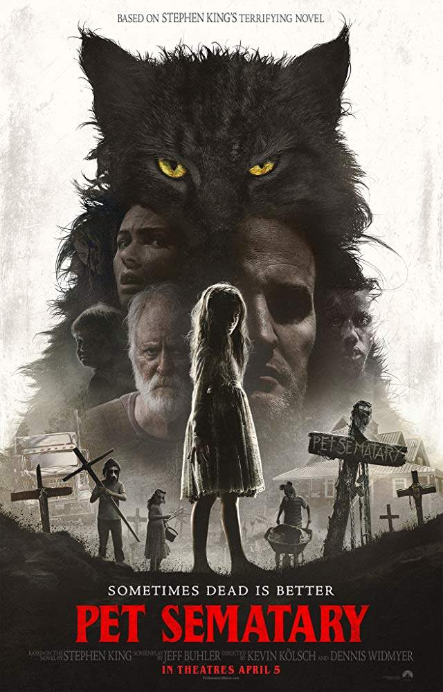 FRESH MOVIE :Pet Sematary (2019) [HC-HDRip]