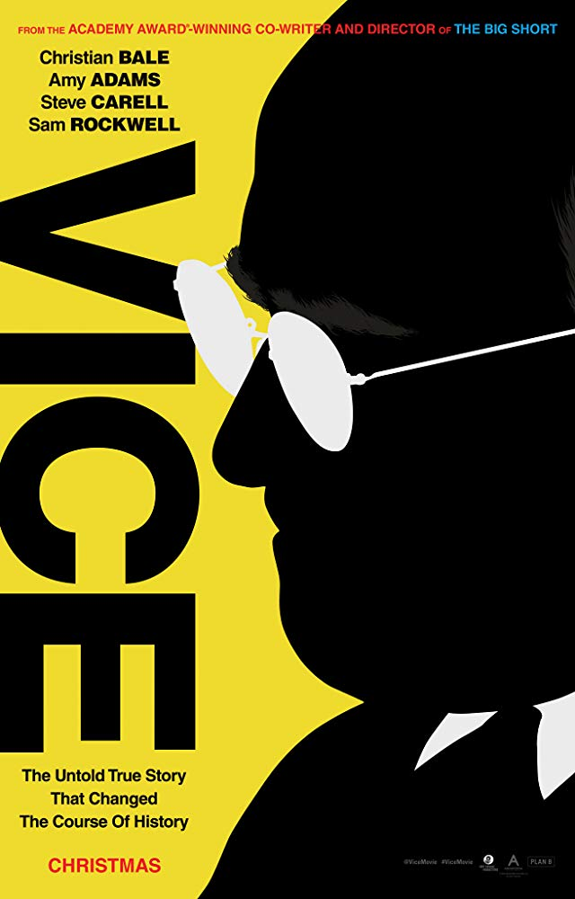FRESH MOVIE :Vice (2018)