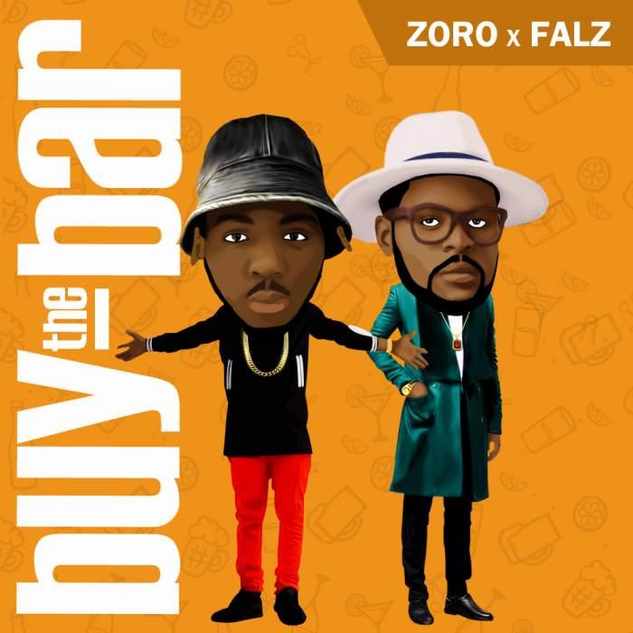 Zoro - Buy The Bar (feat. Falz)