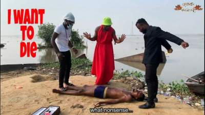 Comedy Skit: Xploit Comedy - The gods and I Episode 4 (You Will Not Die)