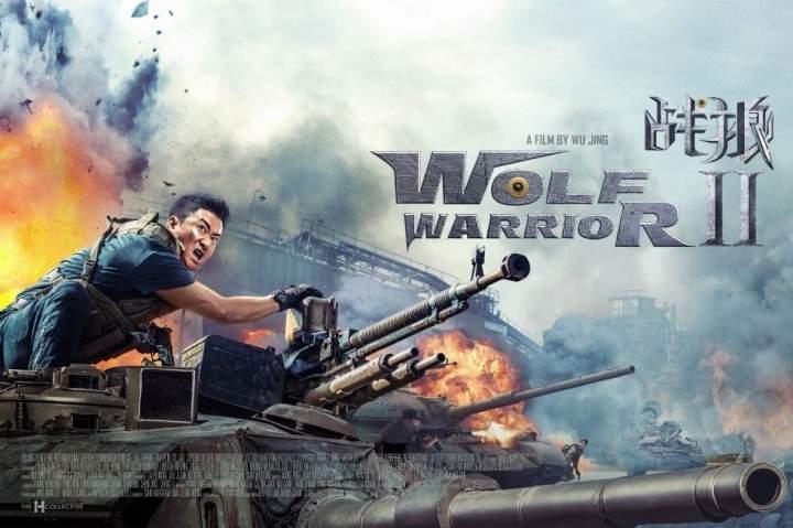 Wolf Warrior 2 [HC]