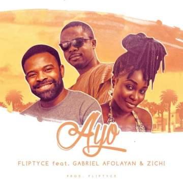 Gospel Music: Fliptyce - Ayo (feat. Gabriel Afolayan & Zichi)