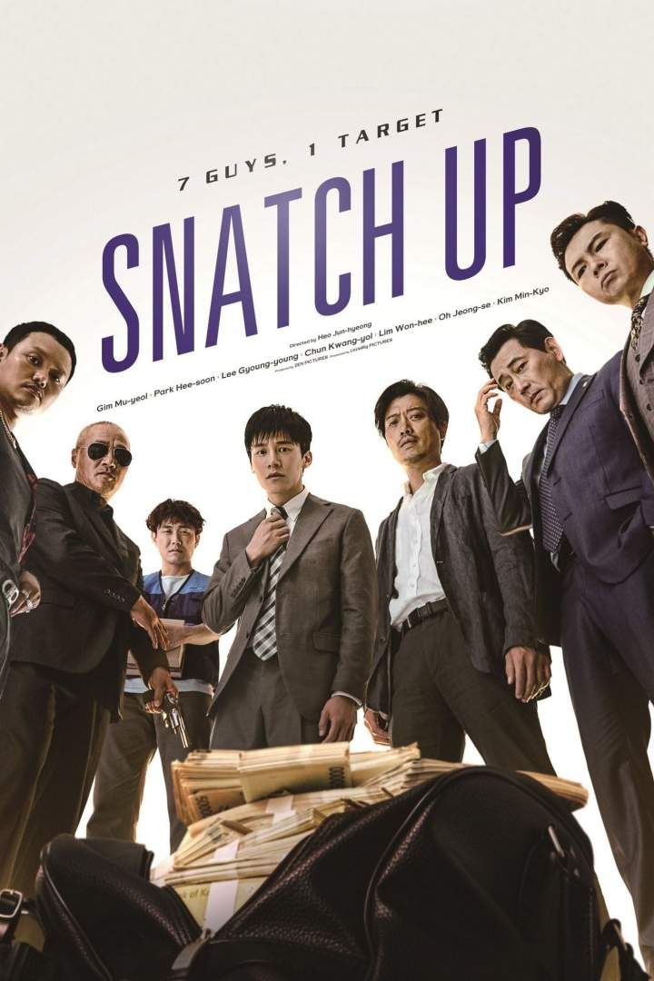 Snatch Up (2018) [Korean]