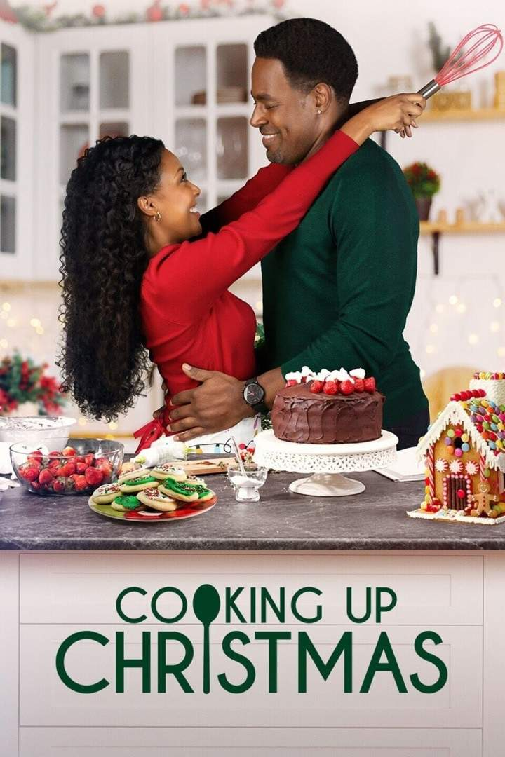Cooking Up Christmas (2020)