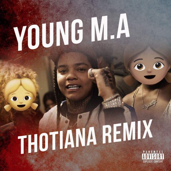 Young M.A - Thotiana (Remix)