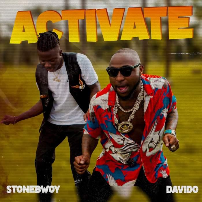 Stonebwoy - Activate (feat. Davido)
