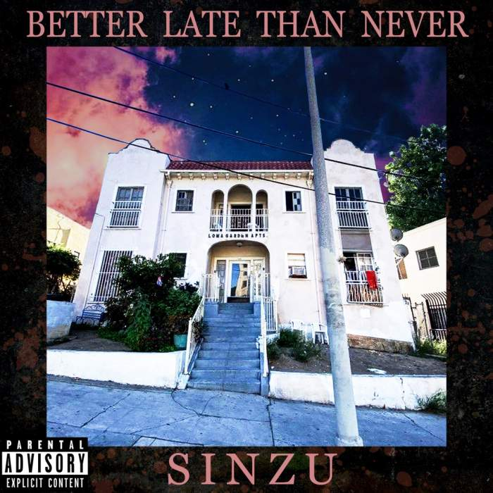 Sinzu - Change Am For Them (feat. Olamide)
