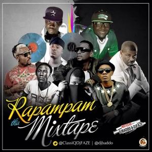 DJ Faze & DJ Baddo - Rampampam Mixtape