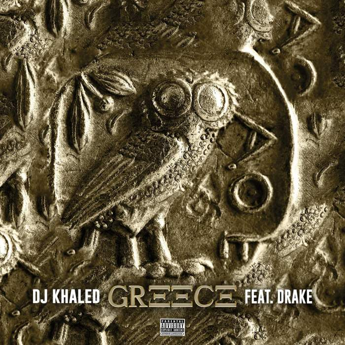 DJ Khaled - GREECE (feat. Drake)