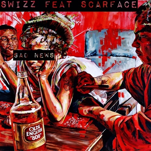 Swizz Beatz - Sad News (feat. Scarface)