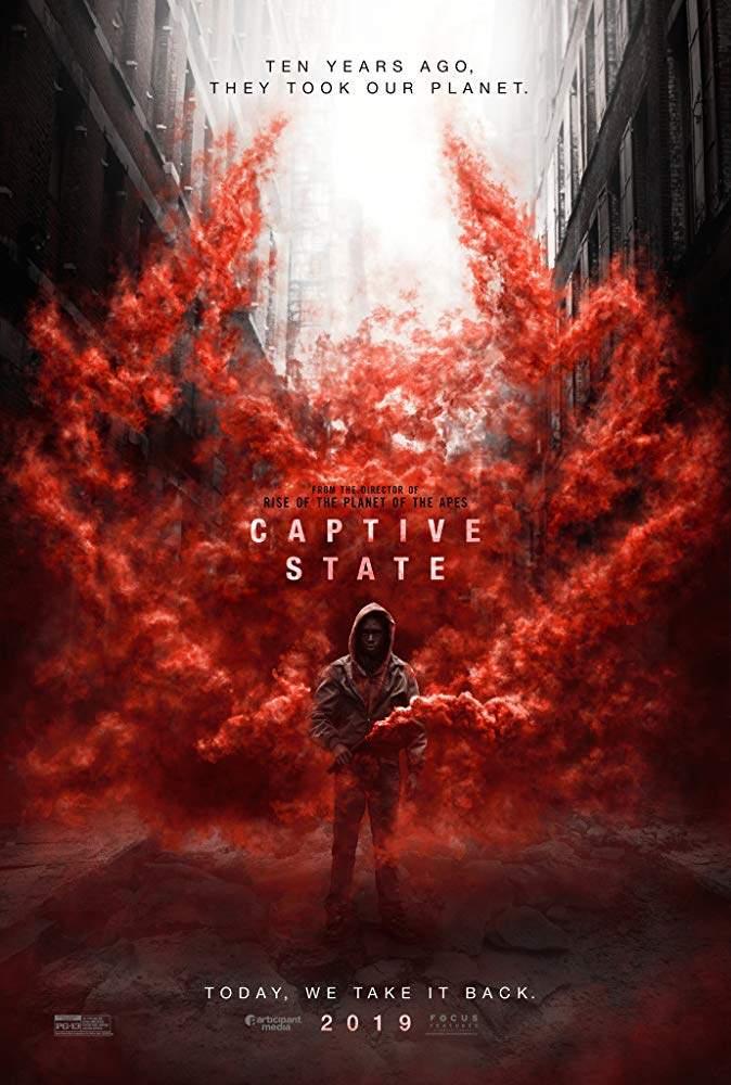 FRESH MOVIE :Captive State (2019)