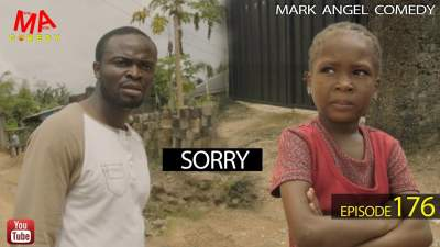 Comedy Skit: Mark Angel Comedy  -Episode 176 (Sorry)
