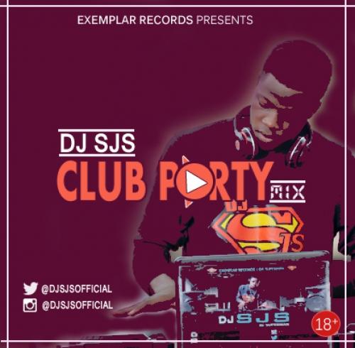 DJ SJS - Club Party Mix
