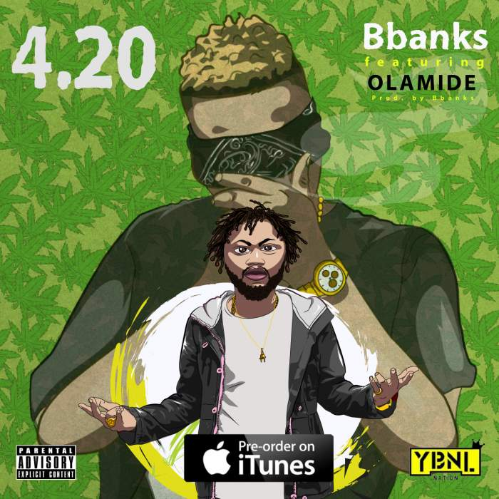 B Banks - 4.20 (feat. Olamide)