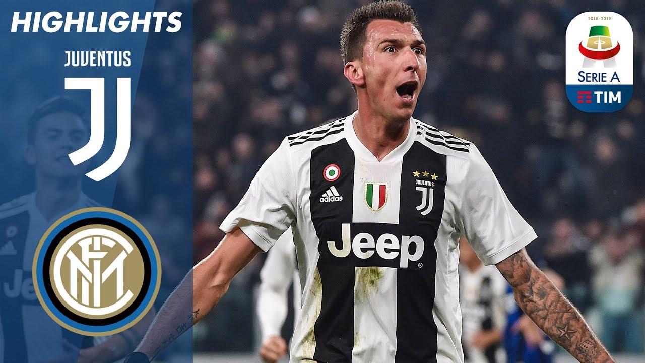 Juventus 1 - 0 Inter (Dec-07-2018) Serie A Highlights