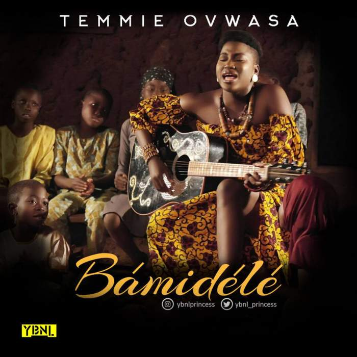 Temmie Ovwasa - Bamidele
