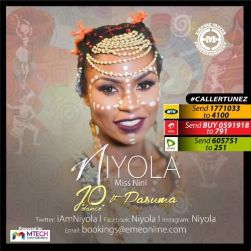 Niyola - Jo (Dance) (feat. Pasuma)