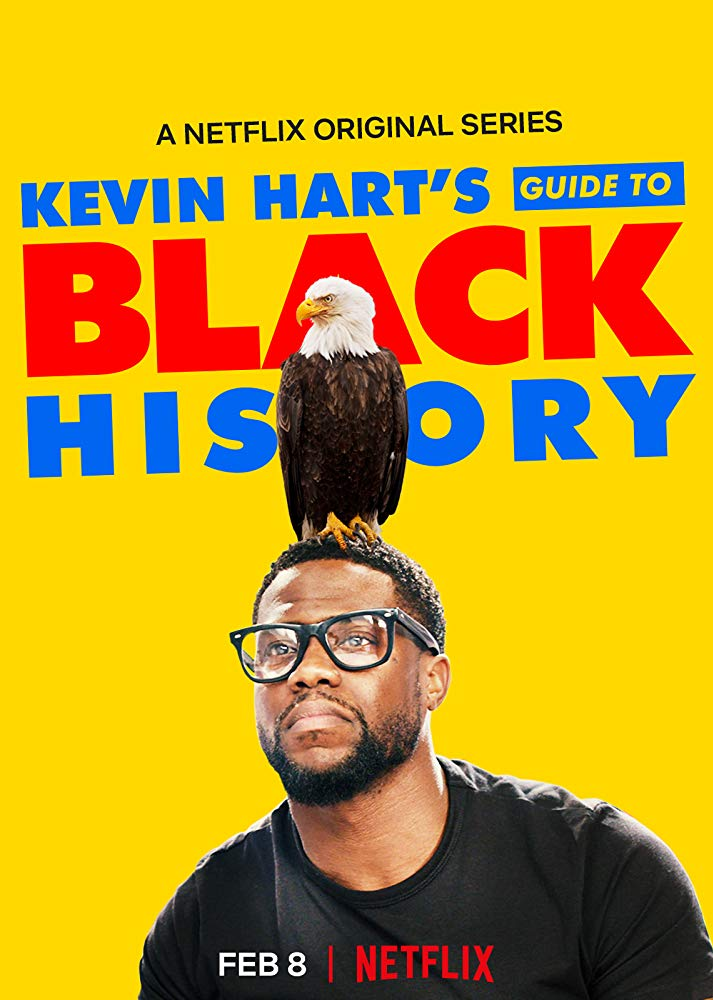 FRESH MOVIE :Kevin Hart's Guide to Black History (2019)