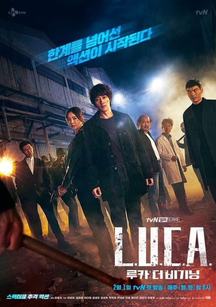 New Episode: L.U.C.A.: The Beginning Season 1 Episode 11