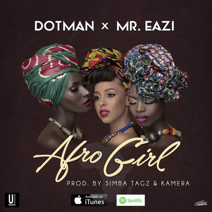 Dotman - Afro Girl (feat. Mr Eazi)