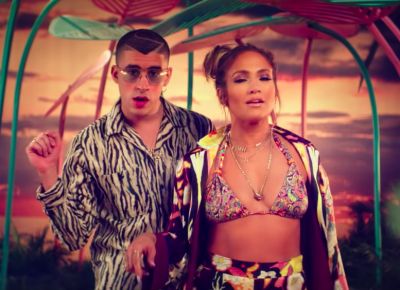 Video: Jennifer Lopez & Bad Bunny - Te Guste
