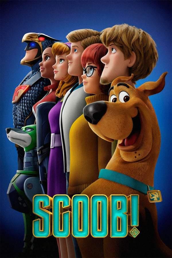Scoob (2020)